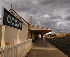 Cooma Monaro Railway - Accommodation Nelson Bay