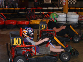 Indoor Kart Hire O'Connor - Accommodation Nelson Bay