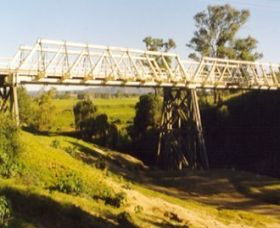 Vacy Bridge over Paterson River - Accommodation Nelson Bay