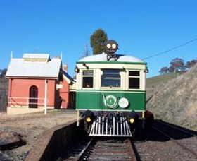 Paterson Rail Motor Museum - Accommodation Nelson Bay