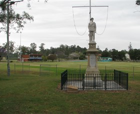 Ebbw Vale Memorial Park - Accommodation Nelson Bay