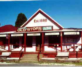 Old Store Barrengarry - Accommodation Nelson Bay