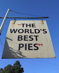 Kangaroo Valley Pie Shop - Accommodation Nelson Bay