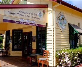 Kangaroo Valley Fudge House and Ice Creamery - Accommodation Nelson Bay