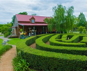 Amazement Farm and Fun Park / Cafe and Farmstay Accommodation - Accommodation Nelson Bay