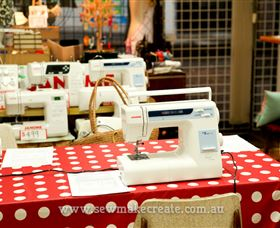 Sew Make Create - Accommodation Nelson Bay