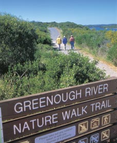 Greenough River Nature Trail - Accommodation Nelson Bay