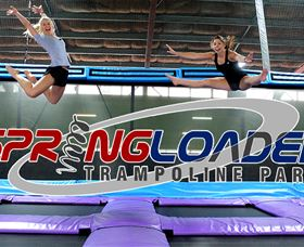 Springloaded Trampoline Park - Accommodation Nelson Bay