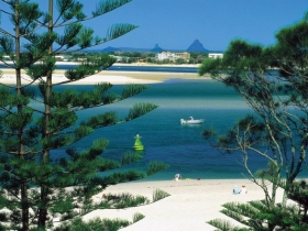 Bribie Island Recreation Area - Accommodation Nelson Bay