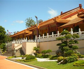 Chung Tian Temple - Accommodation Nelson Bay