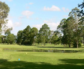 Casino Golf Club - Accommodation Nelson Bay