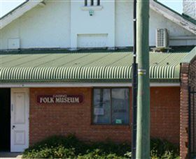 Casino Folk Museum - Accommodation Nelson Bay