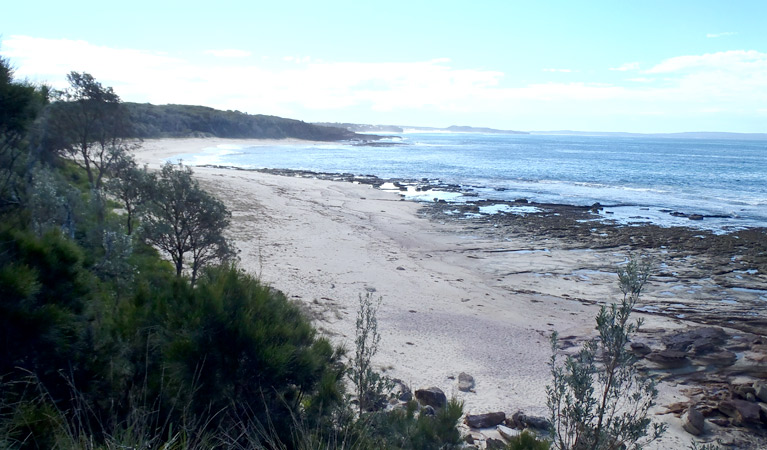 Monument Beach picnic area - Accommodation Nelson Bay