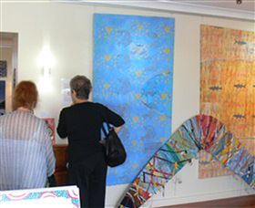 Jambama Art Gallery - Accommodation Nelson Bay
