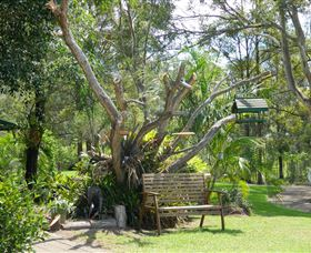 Mondrook Garden Cafe Gallery and Function Centre - Accommodation Nelson Bay