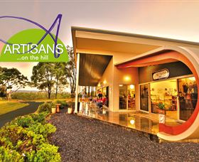 Artisans On The Hill - Accommodation Nelson Bay