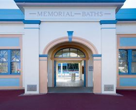 Lismore Memorial Baths - Accommodation Nelson Bay