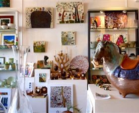 Art Aspects Gallery - Accommodation Nelson Bay