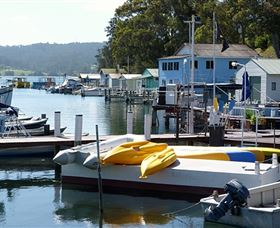 Narooma Marina - Accommodation Nelson Bay