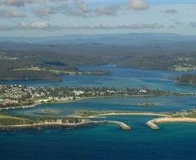 Cycle Narooma to Dalmeny - Accommodation Nelson Bay