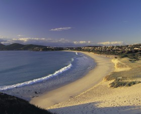 Forster Town Beach - Accommodation Nelson Bay