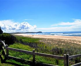 Grants Beach Coastal Walk - Accommodation Nelson Bay