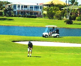 Emerald Downs Golf Course - Accommodation Nelson Bay