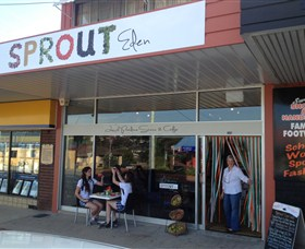 Sprout Eden - Accommodation Nelson Bay