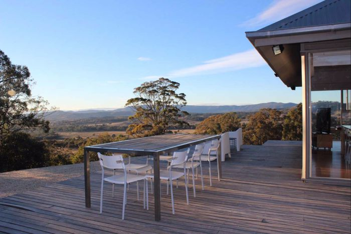 Mount Mitchell - Accommodation Nelson Bay