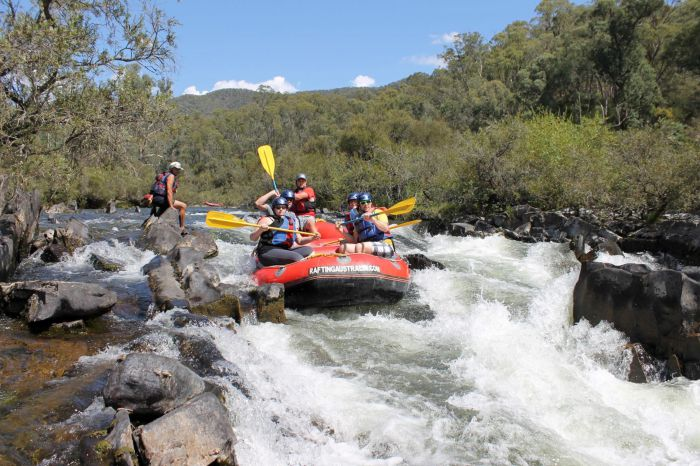 Rafting Australia - Accommodation Nelson Bay