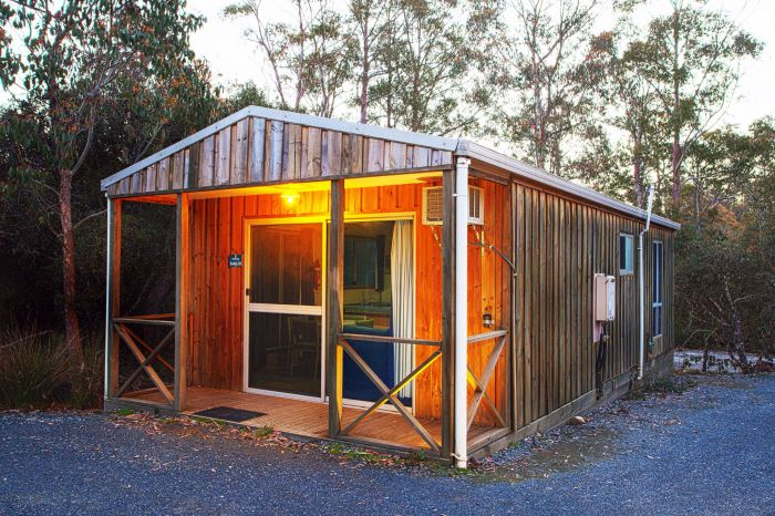 Discovery Parks - Cradle Mountain - Accommodation Nelson Bay