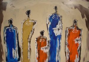 Flynn Gallery Contemporary Artspace - Accommodation Nelson Bay