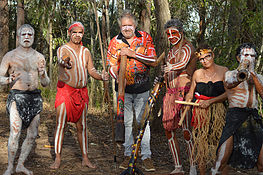 Didgeridoo Jam in the Park - Accommodation Nelson Bay