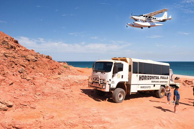 Horizontal Falls Full-Day Tour from Broome x  Seaplane
