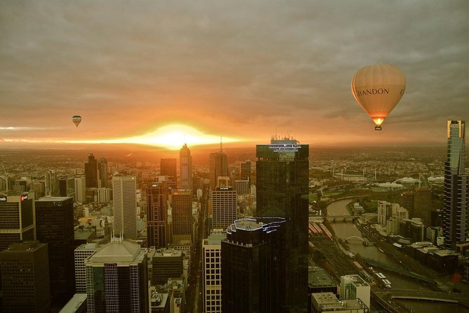 Melbourne Balloon Flights, The Peaceful Adventure