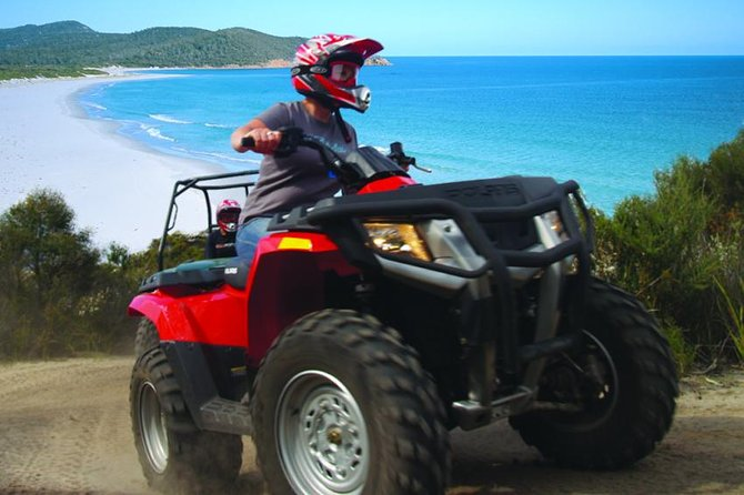 Half-Day Guided ATV Exploration Tour from Coles Bay - Accommodation Nelson Bay