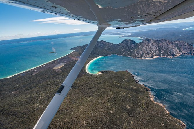 Freycinet Peninsula Or Wineglass Bay Scenic Flight - Accommodation Nelson Bay
