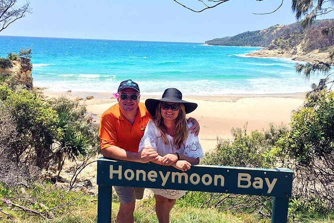 Cape Moreton Scenic 4WD Day Tour from Brisbane or the Gold Coast - Accommodation Nelson Bay