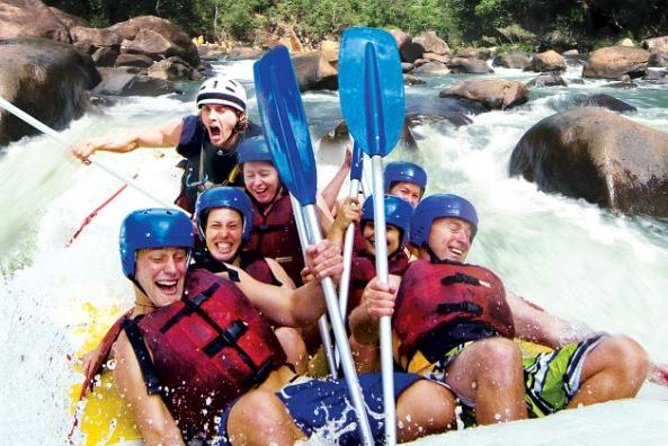 Tully River Full-Day White Water Rafting from Cairns including Lunch - Accommodation Nelson Bay