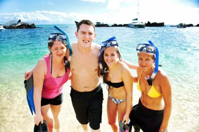 Moreton Island Snorkel and Sandboarding 4WD Day Trip from Brisbane - Accommodation Nelson Bay