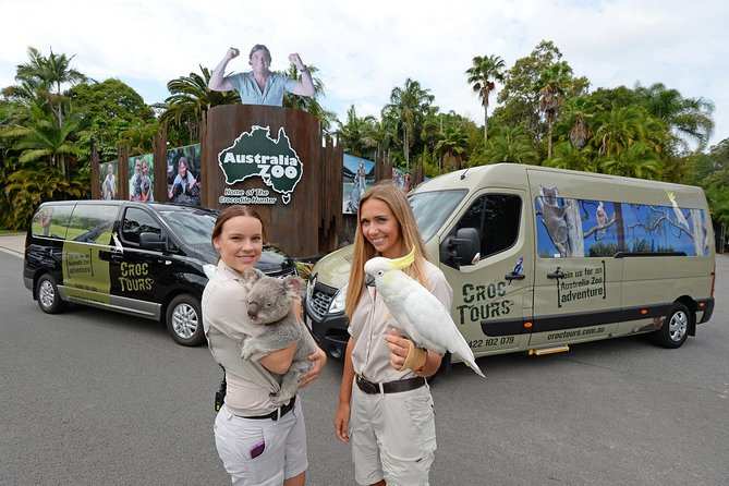 Small-Group Australia Zoo Day Trip from Brisbane - Accommodation Nelson Bay