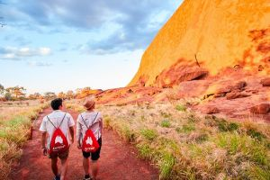 Uluru Sunrise and Guided Base Walk - Accommodation Nelson Bay