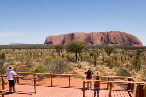 Uluru Small Group Tour including Sunset - Accommodation Nelson Bay