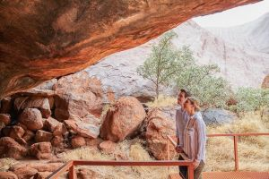Uluru Base and Sunset Half-Day Trip with Optional Outback BBQ Dinner - Accommodation Nelson Bay