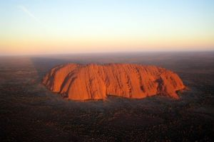 Fixed-Wing Scenic Flight from Uluru Ayers Rock - Accommodation Nelson Bay