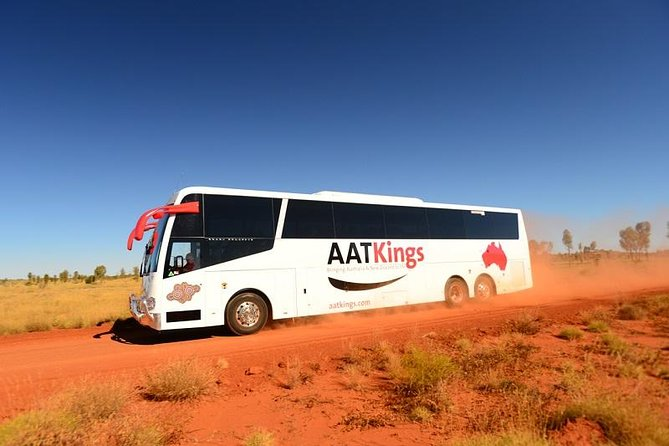 Coach Transfer from Kings Canyon to Alice Springs - Accommodation Nelson Bay