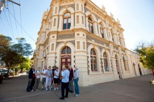 Broken Hill Heritage Walk Tour - Accommodation Nelson Bay