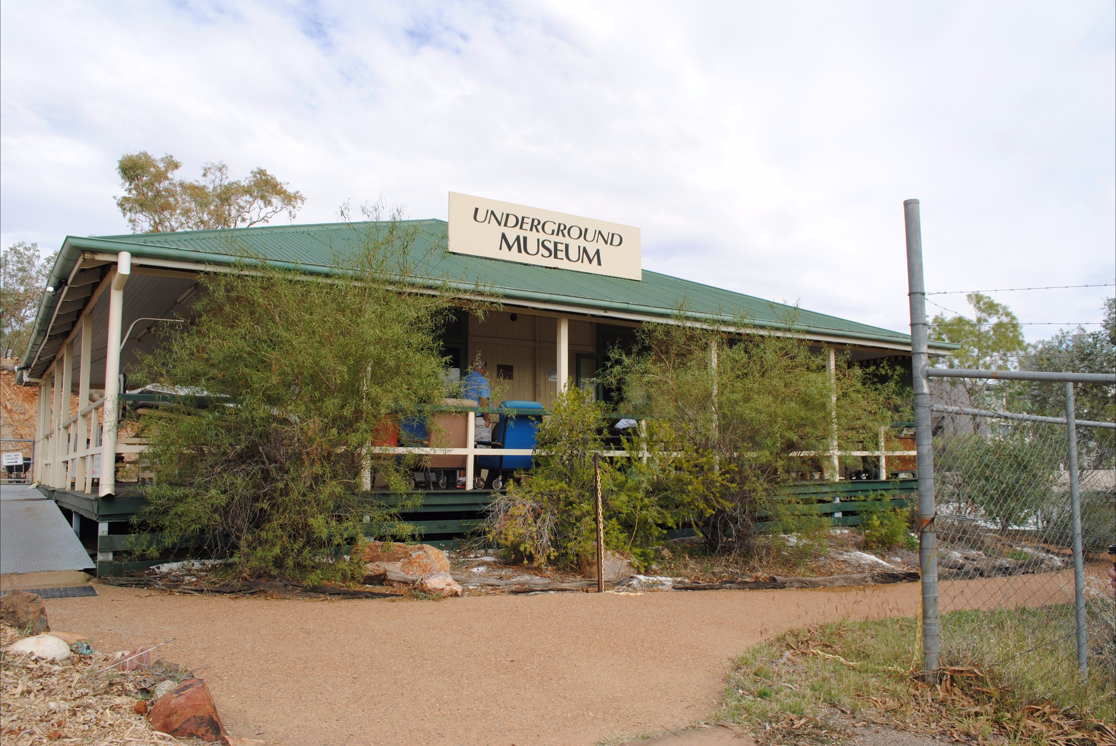 Mount Isa Underground Hospital and Museum - Accommodation Nelson Bay