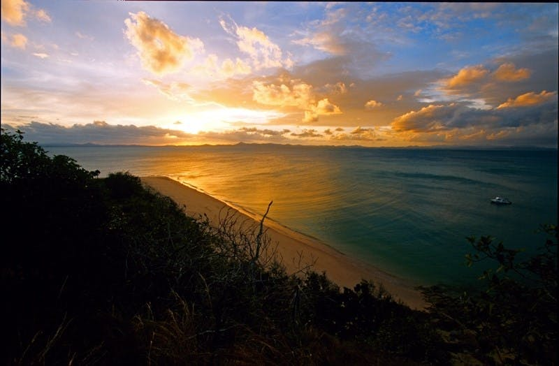 North Keppel Island Hilltop Trail - Accommodation Nelson Bay