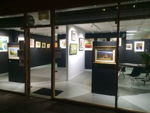 The Hunter Street Gallery of Fine Arts - Accommodation Nelson Bay